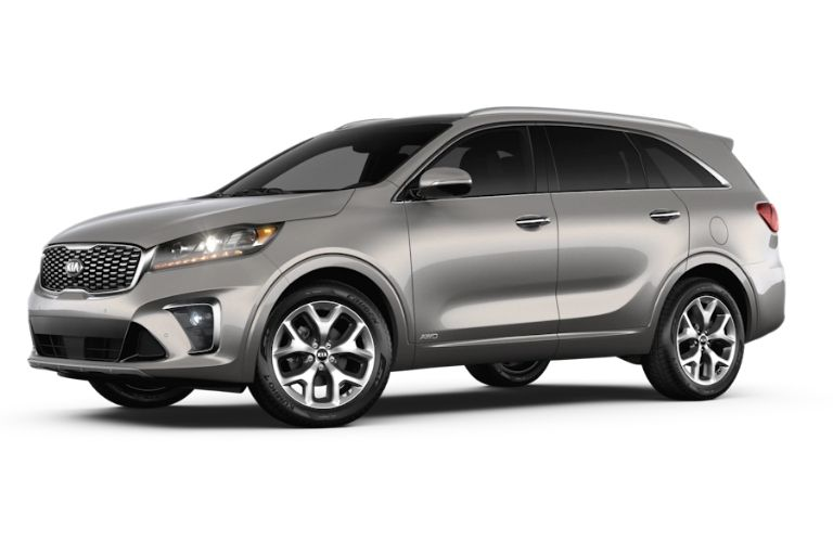 2020 Kia Sorento Everlasting Silver Exterior Color Option