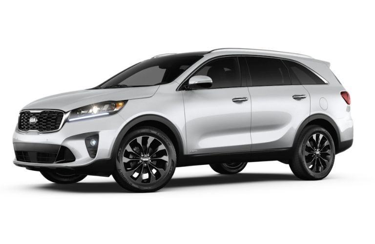 2020 Kia Sorento Sparkling Silver Exterior Color Option