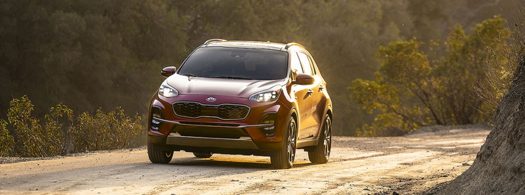 The 2020 Sportage Is Here: What Are Its Performance, MPG Specs?