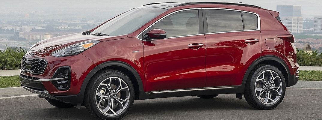 Find Your Favorite Color For The 2020 Kia Sportage!