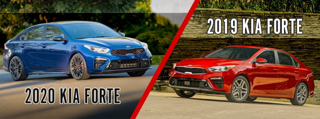 How Is The 2020 Kia Forte Different Than The 2019 Kia ...