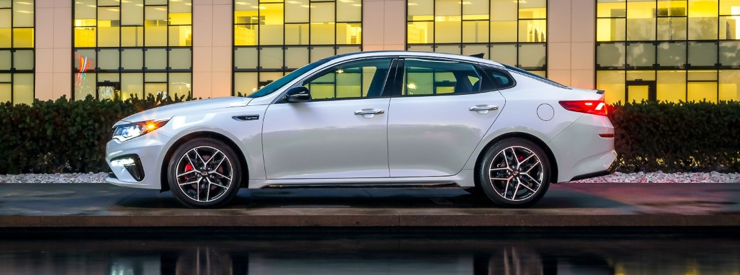 What Changes Come With The 2020 Kia Optima?