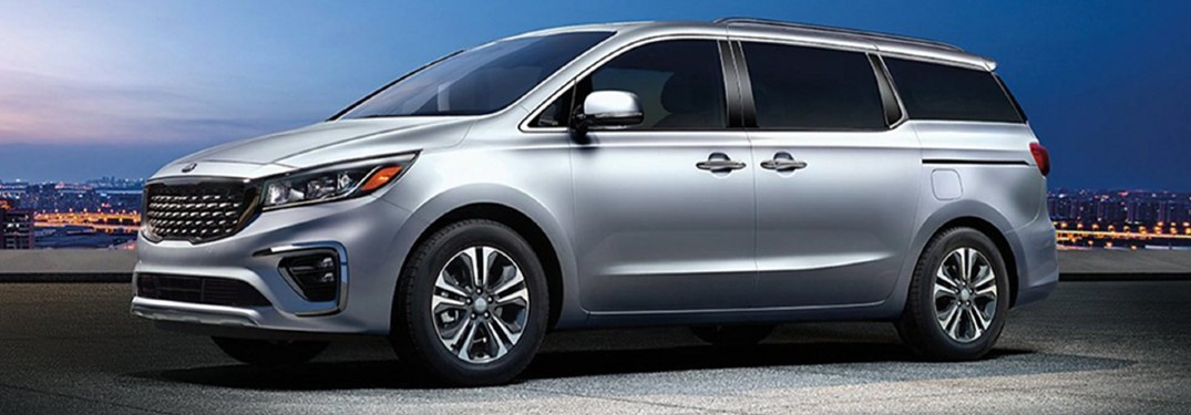 2021 Kia Sedona provides peace of mind with available driver-assist technology