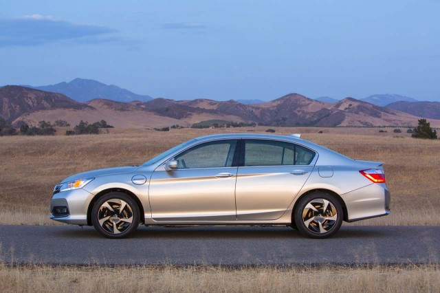 2014 Honda Accord Plug In Hybrid Efficiency