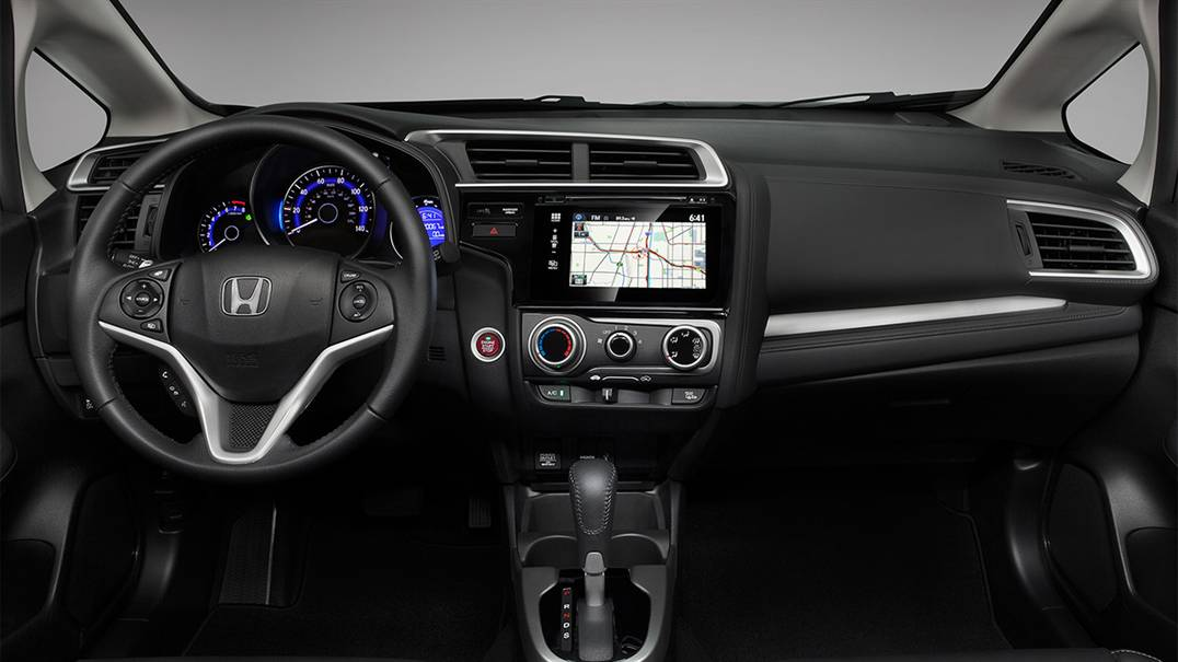 2016 Honda Fit Interior Safety Features O Howdy Honda Blog