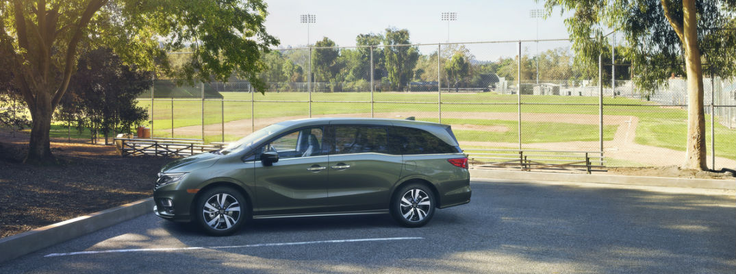 2018 honda odyssey release date and features. Black Bedroom Furniture Sets. Home Design Ideas