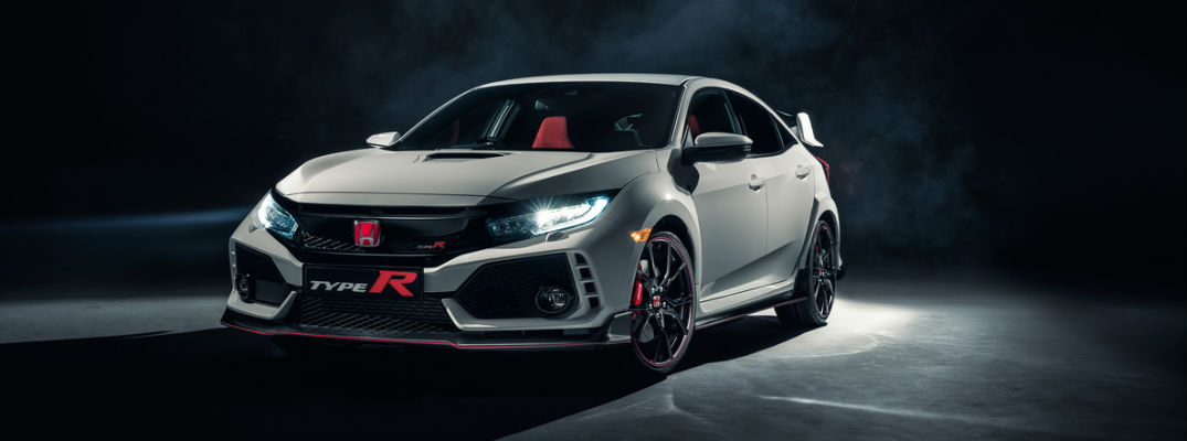 2017 Civic Type R Touring