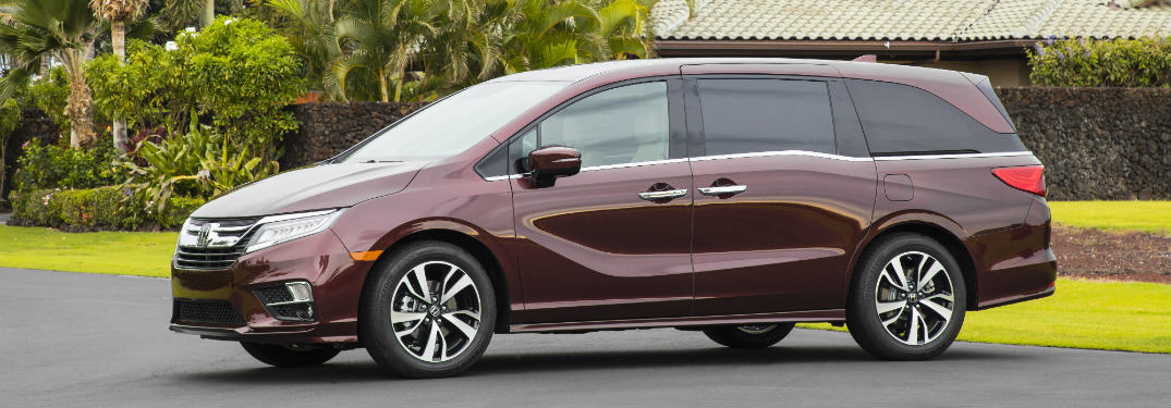 2018 Honda Odyssey Release Date and Features