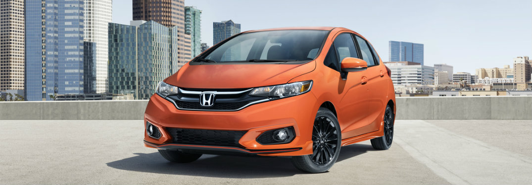 2018 Honda Fit Updates and New Features