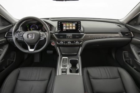 Good 2018 Honda Accord Hybrid Interior Dash And Steering Wheel