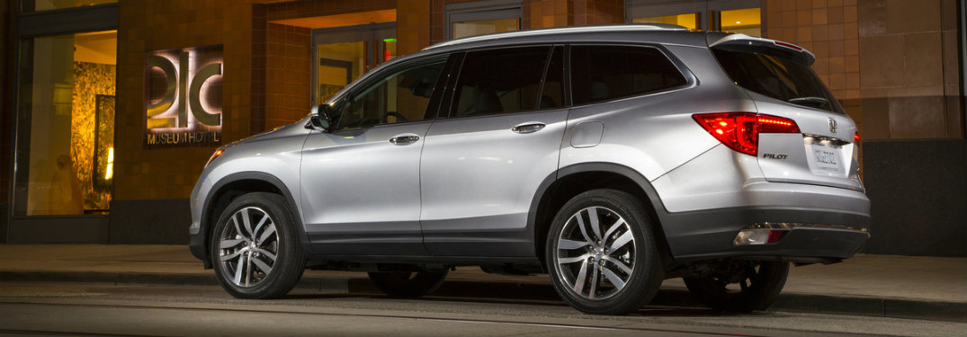 Honda Pilot Seating >> 2018 Honda Pilot Seating And Storage Space