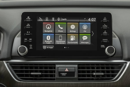 Pairing A Device To The 2018 Accord