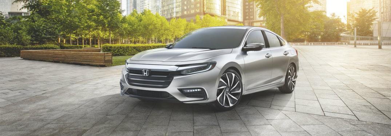 Honda Insight Prototype exterior front