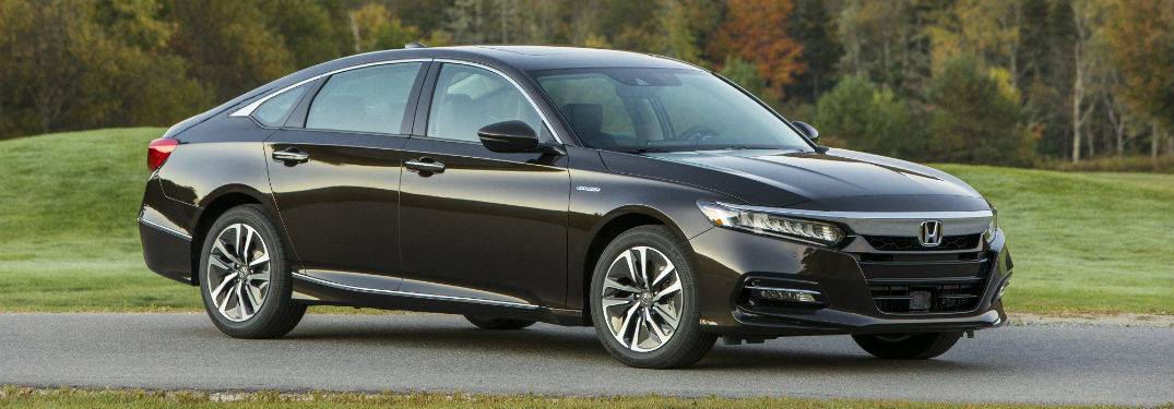 2018 Honda Accord Hybrid Fuel Economy Ratings