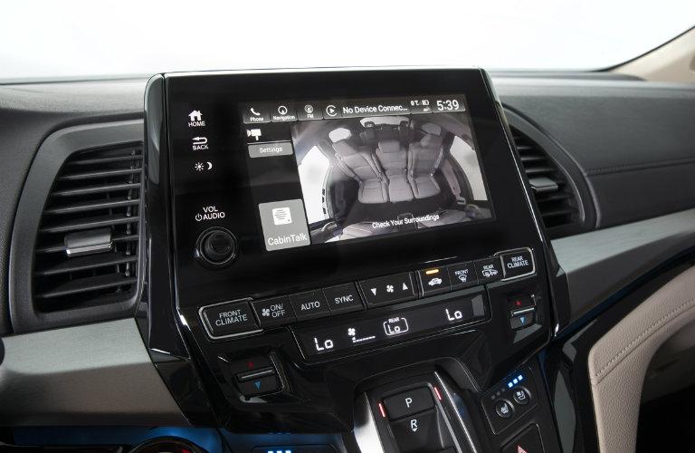 Is Honda Sensing standard on the 2019 Odyssey?
