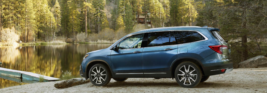 2019 Honda Pilot Updates and New Features
