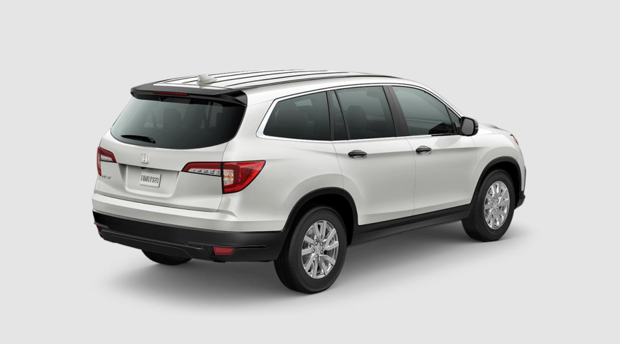 honda pilot interior  exterior color options