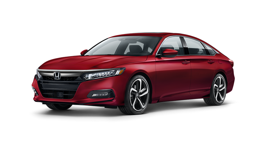 Available 2019 Honda Accord Exterior Color Options