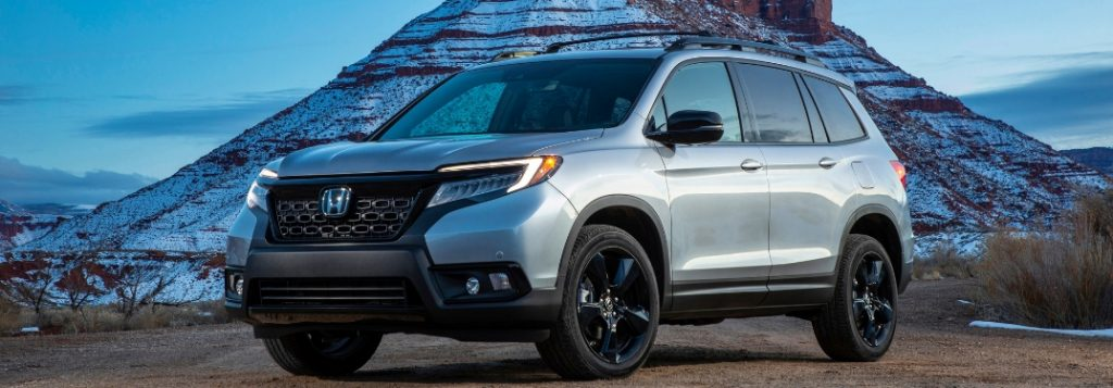 Honda Financial Services Payment >> What Are the 2019 Honda Passport MPG Fuel-Economy Specs?