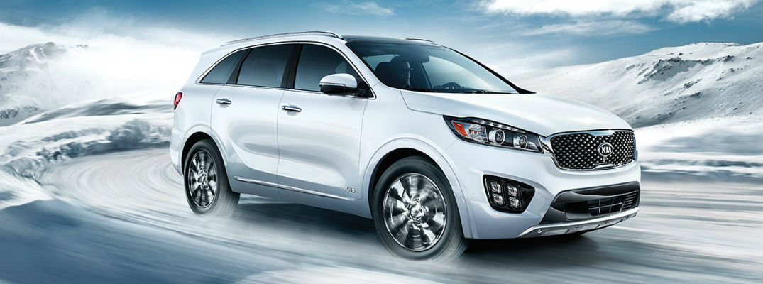2017 Kia Sorento Configurations And Price