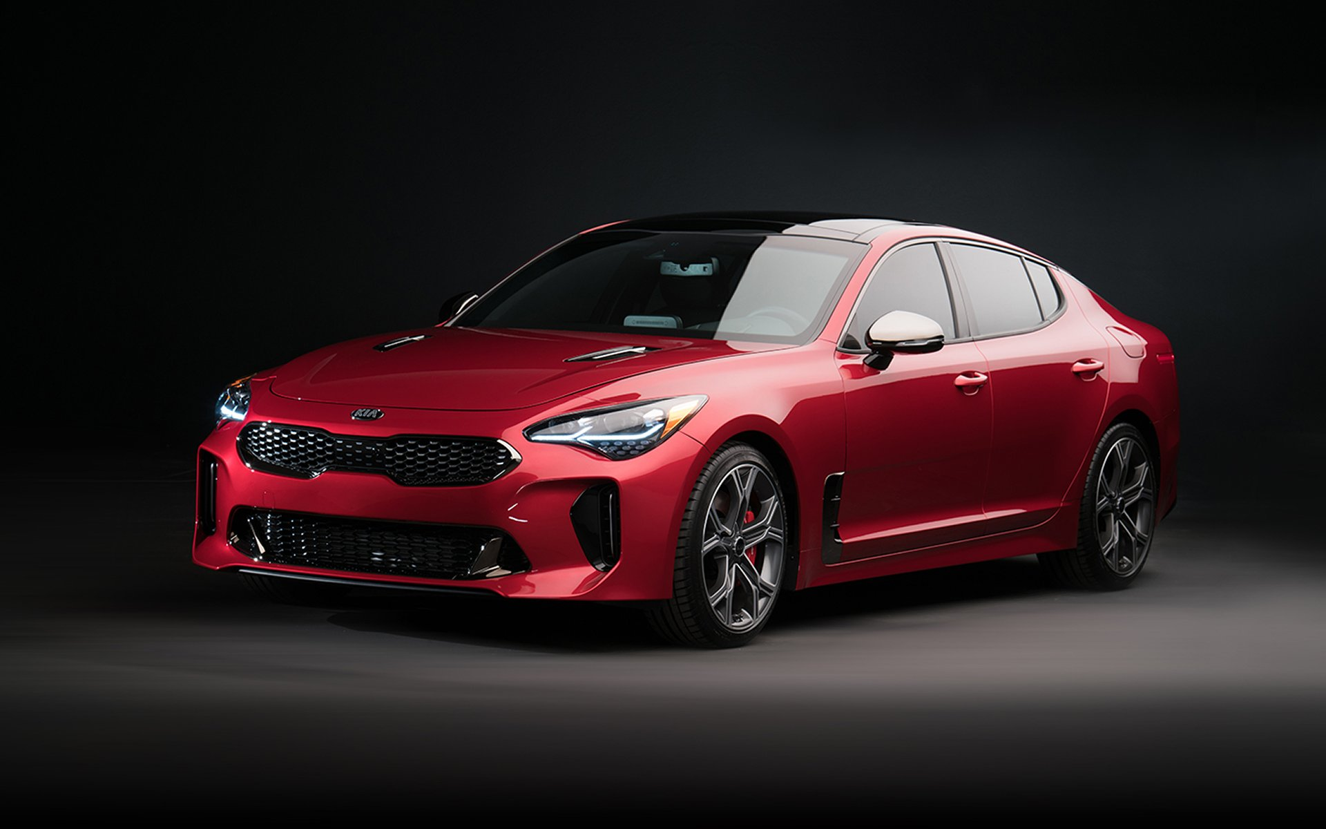 2018 Kia Stinger Preview Kia Of Muncie Near Richmond In