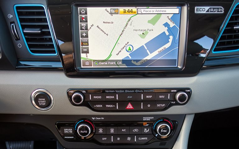 2018-Kia-Niro-Plug-In-Hybrid-Maps - Kia of Muncie on toyota gps, samsung gps, polaris gps, caterpillar gps, bmw gps,