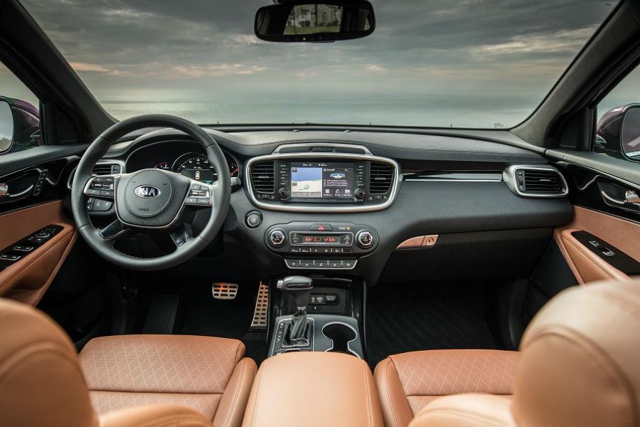 2019 Kia Sorento New Specs And Features Kia Of Muncie