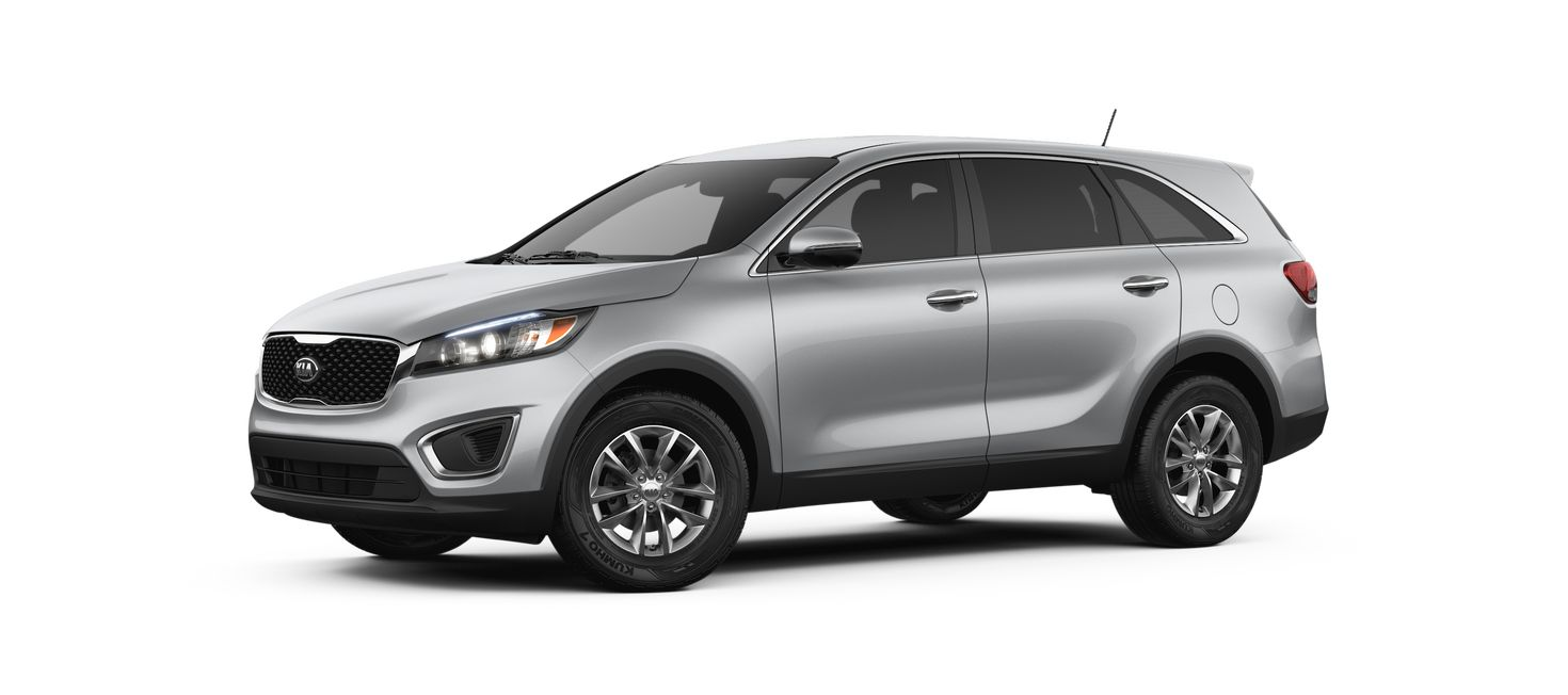 2018 kia sorento exterior paint color and fabric options kia of muncie. Black Bedroom Furniture Sets. Home Design Ideas