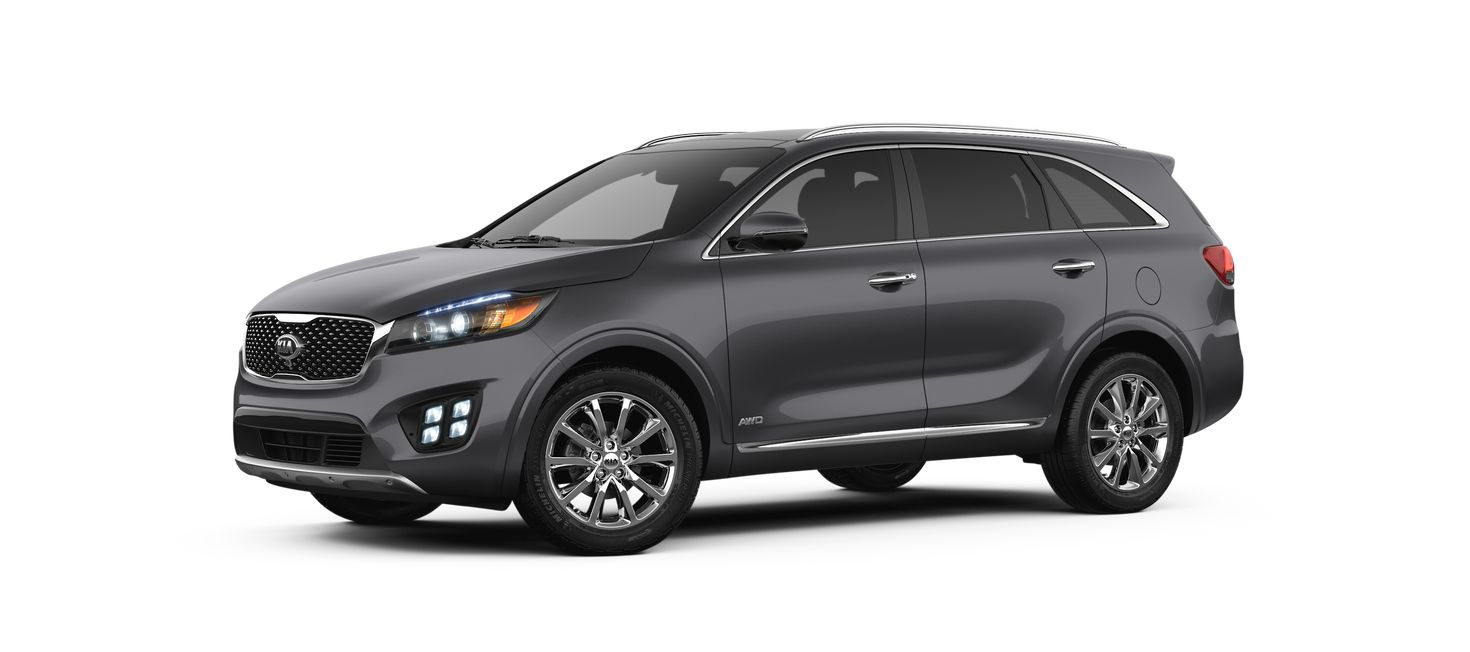 2018 kia sorento exterior paint color and fabric options. Black Bedroom Furniture Sets. Home Design Ideas