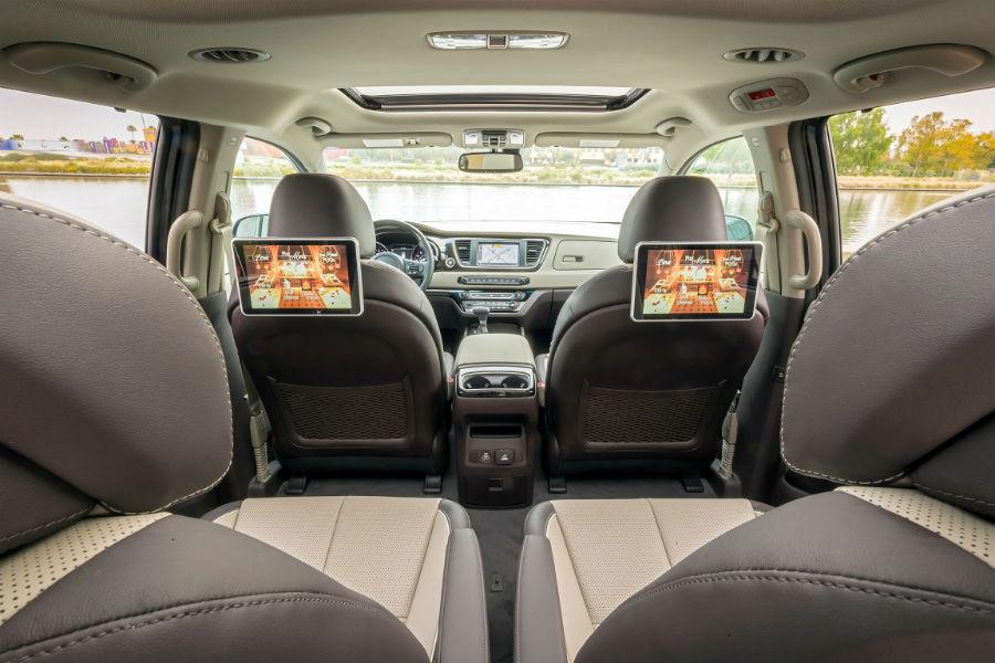 2019 Kia Sedona Passenger Interior O Kia Of Muncie
