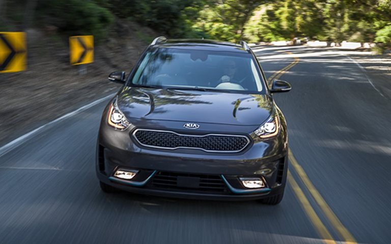 2018 Kia Niro Hybrid in Muncie, IN