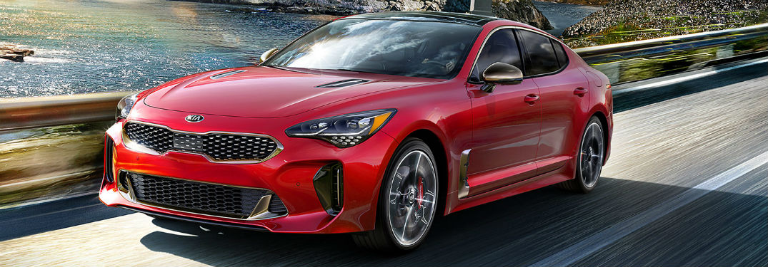How Does Kia's Newest Stinger Differ from the Debut Sports Sedan?
