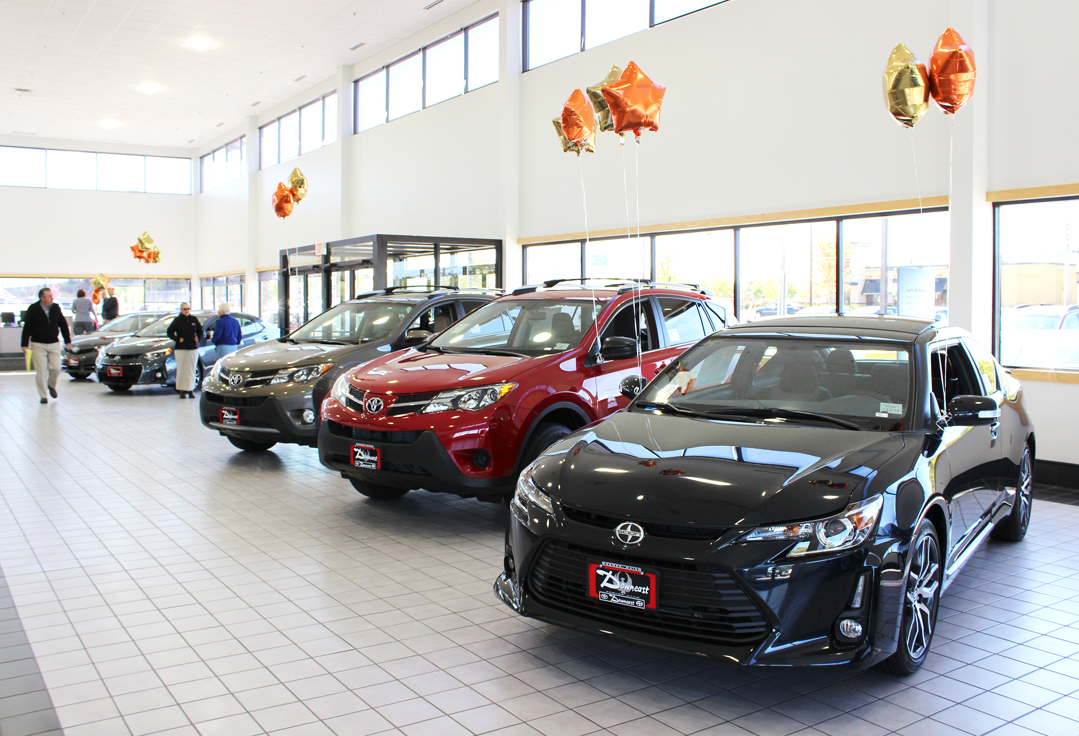 It Is Exciting To Think About Purchasing Or Leasing A New Or Pre Owned  Vehicle, And We At Downeast Toyota Scion Are Looking Forward To Being Your  Partner In ...