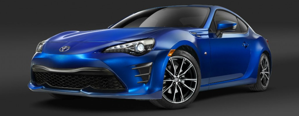 2017 Toyota 86 Performance Specs and Release Date