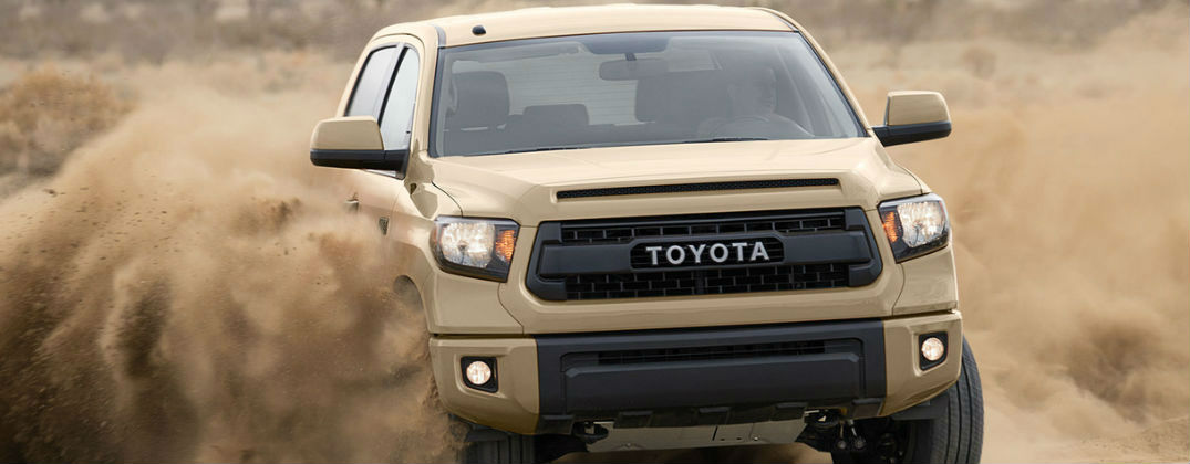 2016 Toyota Tundra Trim Levels and Prices