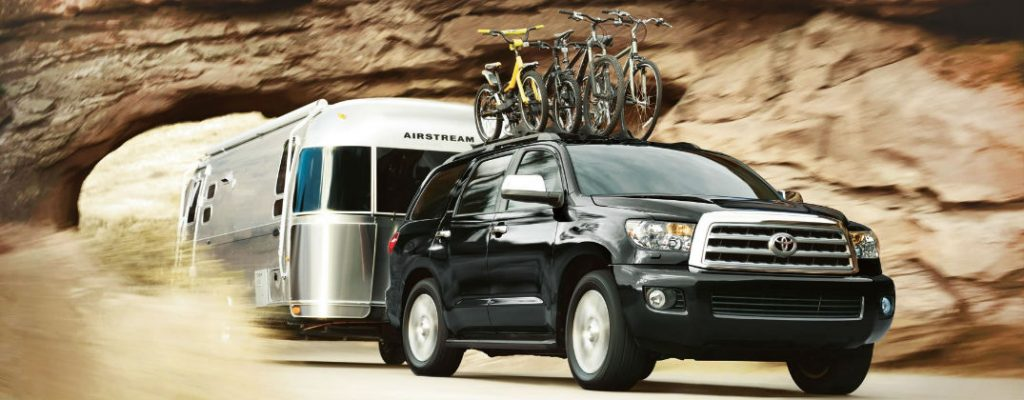 how much can the 2016 toyota sequoia tow. Black Bedroom Furniture Sets. Home Design Ideas