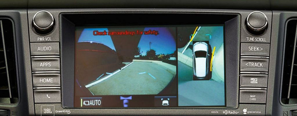 How To Use The Toyota Bird S Eye View Camera System