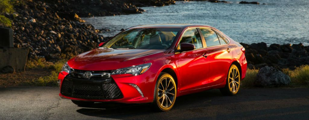 what are the 2017 toyota camry trim levels and prices