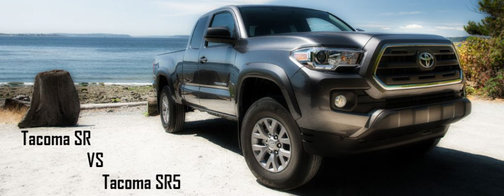 Differences Between Tacoma SR and Tacoma SR5 Trim Levels