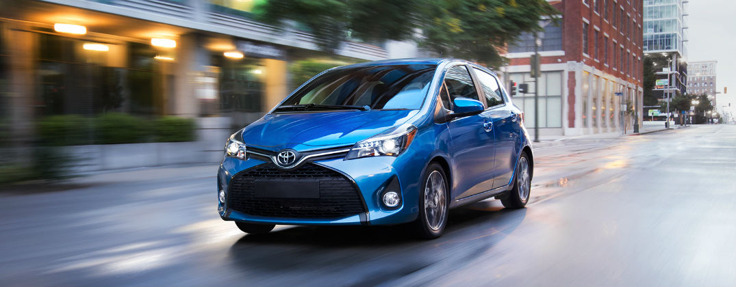 How Much Will the 2017 Toyota Yaris Cost and What Does it Have to Offer?
