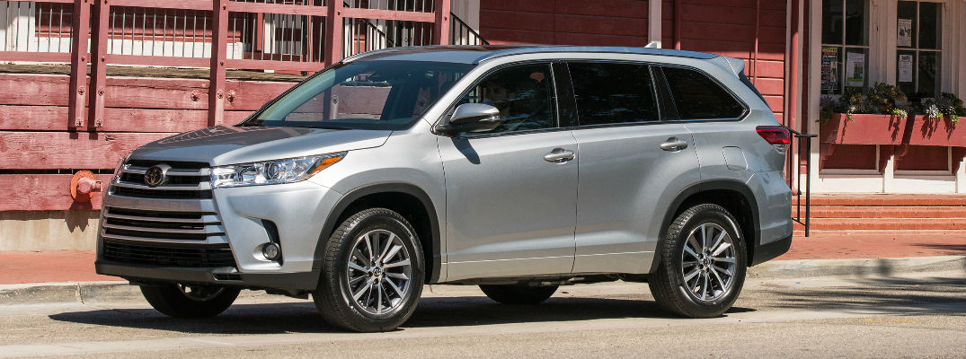 2017 Toyota Highlander Safety Features And Technology