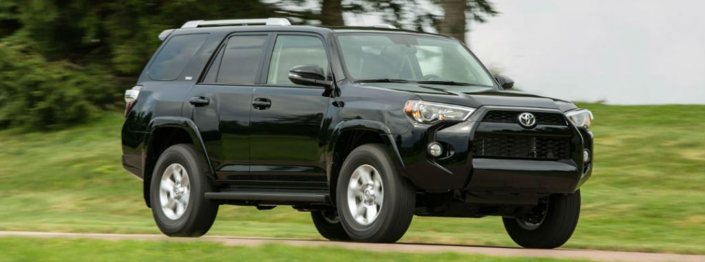 2017 Toyota 4Runner Release Date, Updates and Features