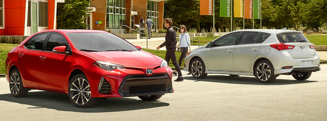 Redesigned Toyota Corolla Available in 7 Fully-Loaded Trim Levels