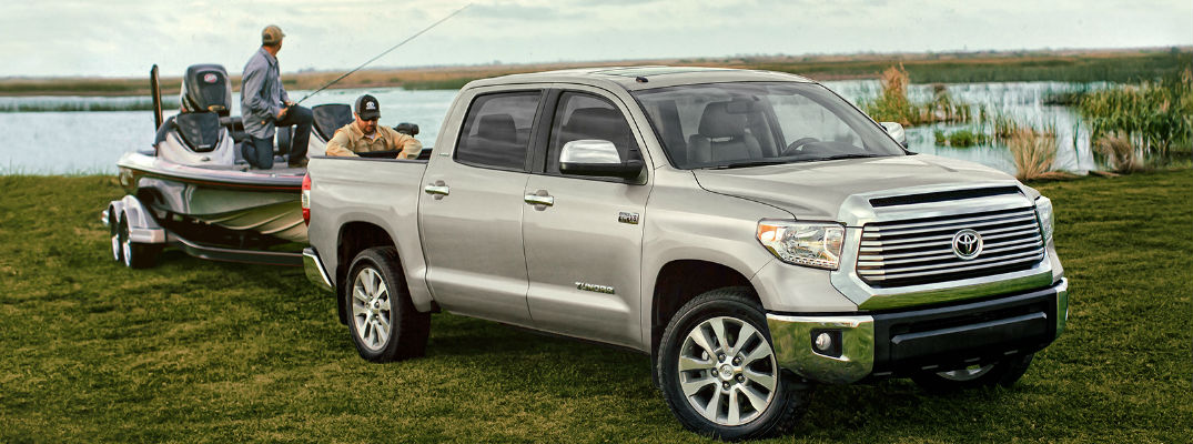 What is the 2017 Toyota Tundra Towing Capacity