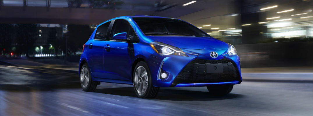 New 2018 Toyota Yaris Set to Arrive at Dealerships in Spring of 2017!