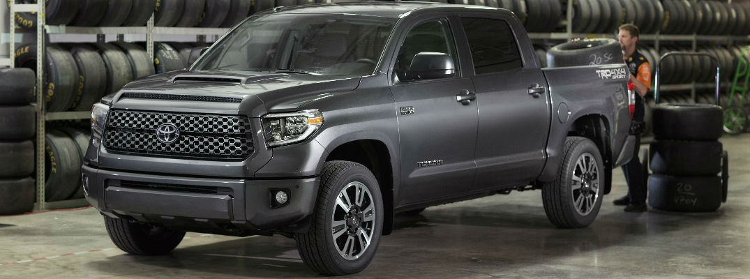 Upgraded 2018 Toyota Tundra Pickup Improves Style and Safety
