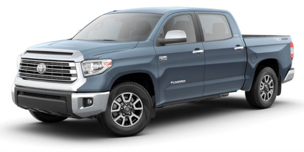 Blue Pearl Tacoma >> What Are the Color Options for the 2018 Toyota Tundra?