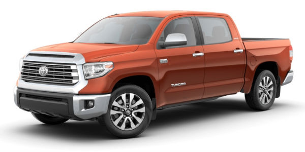 Car Dealerships In Columbia Tn >> What Are the Color Options for the 2018 Toyota Tundra?