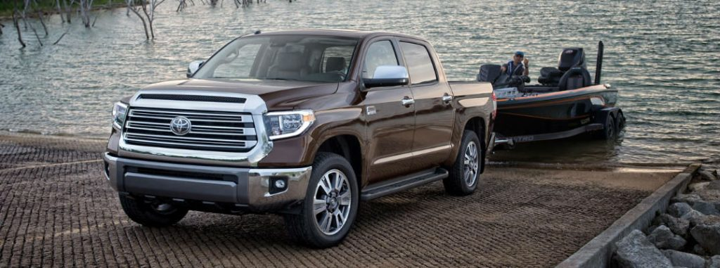 What Are the Color Options for the 2018 Toyota Tundra?