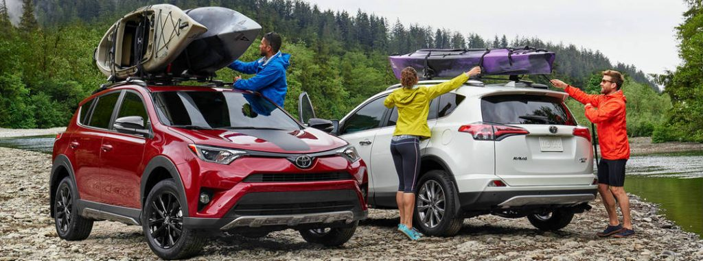 How Much Can the 2018 Toyota RAV4 Tow?